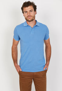 Polo Shirt Slim Fit Cotton Pique