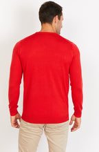 Load image into Gallery viewer, Lightweight Merino Wool Crewneck Jumper