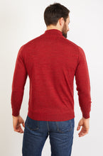 Load image into Gallery viewer, Merino Wool Zip Up