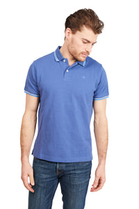 Twin Tipped Polo Shirt - Mazarin