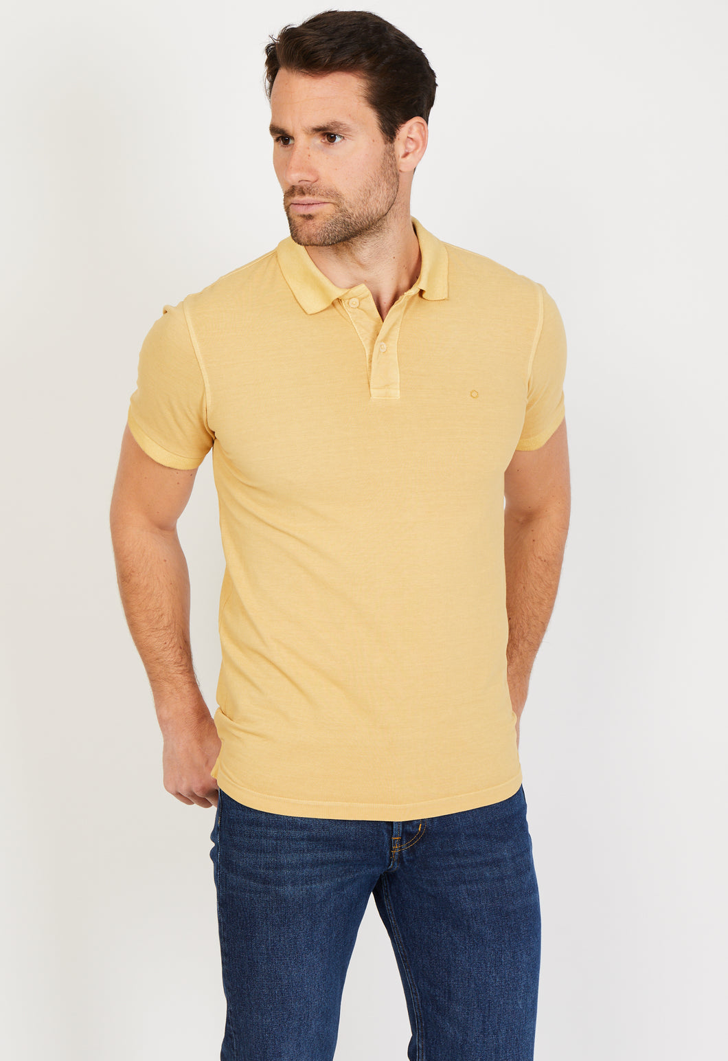 Polo Shirt Cotton Pique