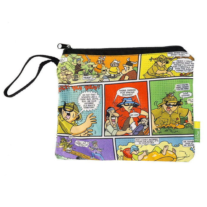 Big Shambu and friends Cotton Pouch