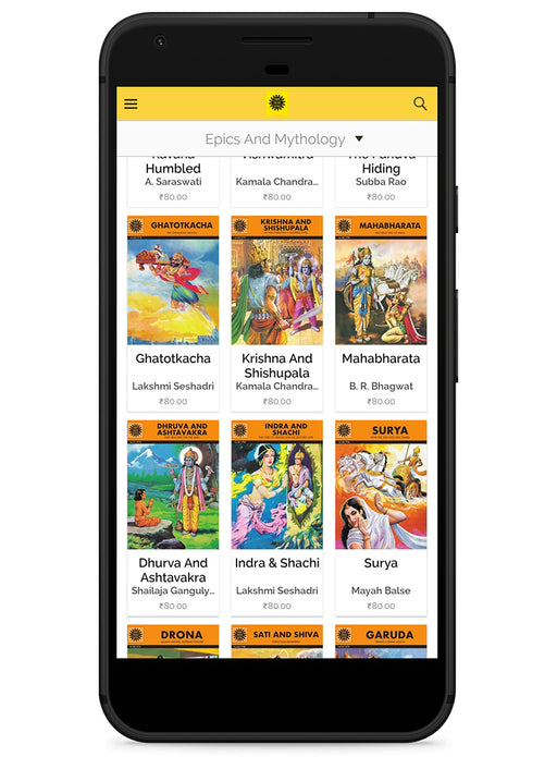 Amar Chitra Katha Digital Subscription