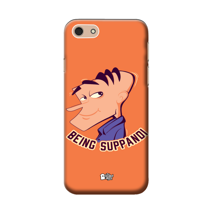 Being Suppandi Mobile Cover