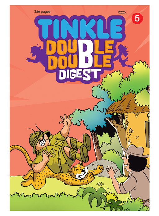 TINKLE DOUBLE DOUBLE DIGEST 5