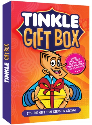 Tinkle Subscription Box - Diwali to Holi