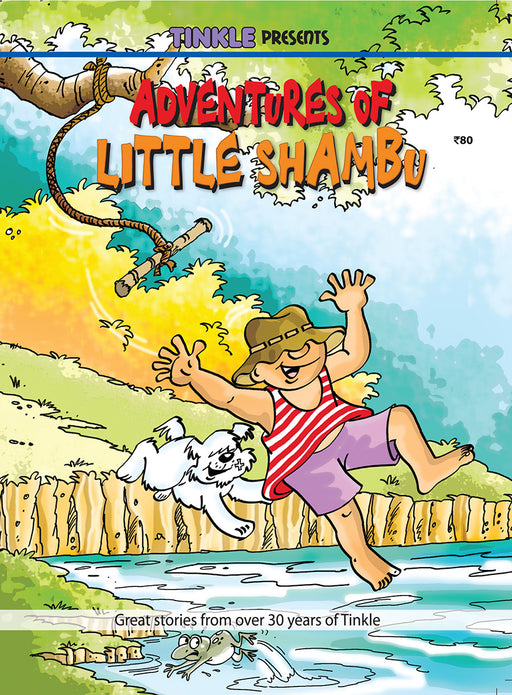 Adventures Of Little Shambu