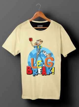Suppandi Leg Break T-Shirt