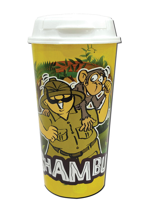 Shambu Jungle with Monkey Sipper