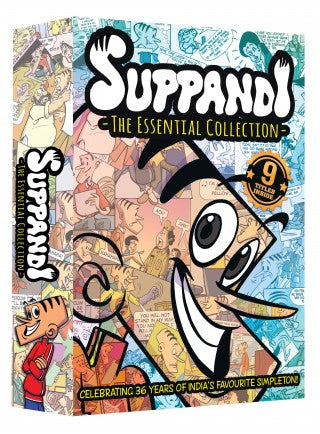 Suppandi! The Essential Collection (White)