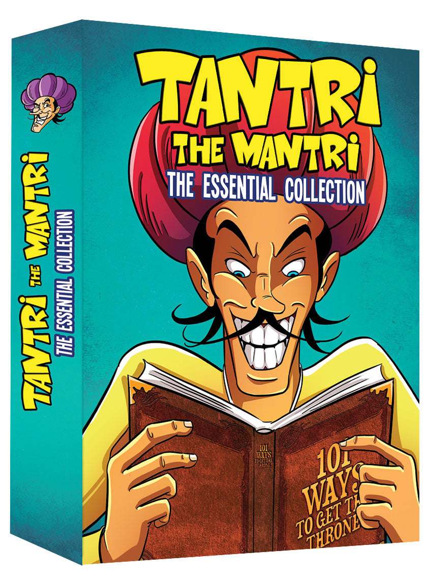 Tantri The Mantri Books