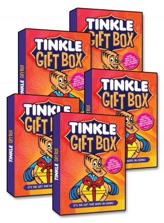 Tinkle Gift Box ( Pack of 5)