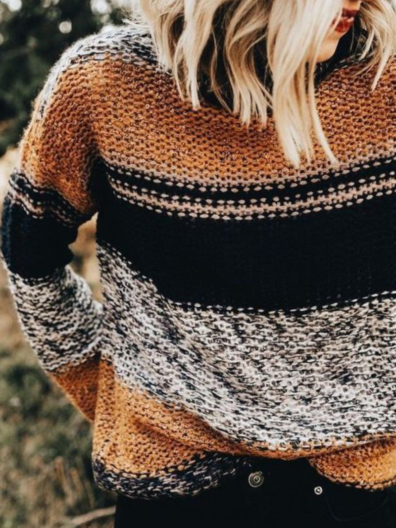Casual Shift Plus Size Sweater
