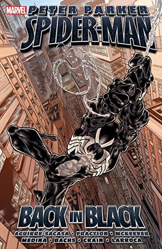 PETER PARKER SPIDER-MAN: BACK IN BLACK HC