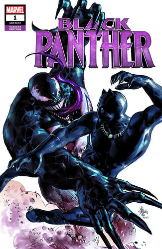BLACK PANTHER #1 DEODATO EXCLUSIVE VARIANT