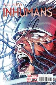 ALL NEW INHUMANS #9