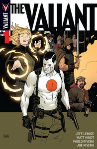 THE VALIANT #1