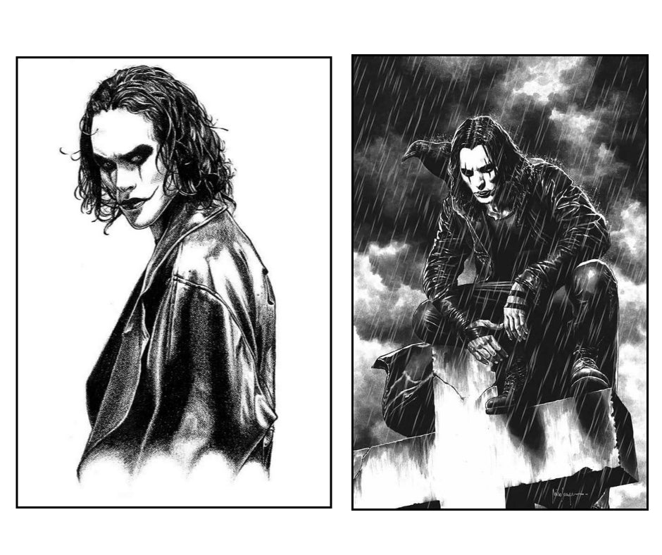 THE CROW: EXCLUSIVE FAN BUNDLE
