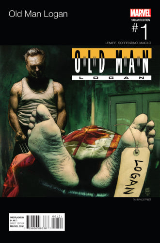 OLD MAN LOGAN #1 BRADSTREET HIP HOP VARIANT