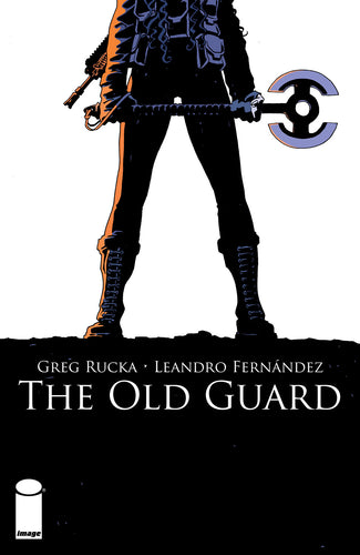 OLD GUARD #1 1st PRINT