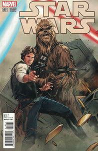 STAR WARS #14 MANN CONNECTING VARIANT