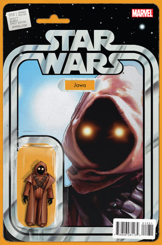 STAR WARS #10 ACTION FIGURE VARIANT