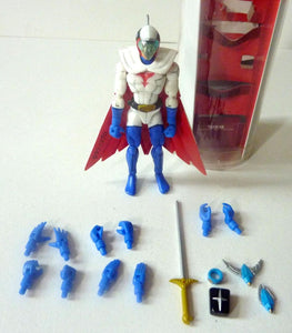 TAKARA MICROMAN GATCHAMAN BATTLE OF THE PLANETS KEN