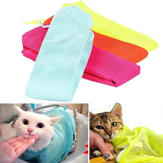 Easy Bath & Trim Cat Bag