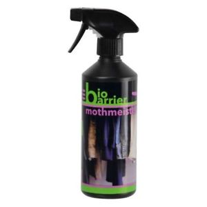 BioBarrier Moth Meister – Clothes & Carpets 500ml