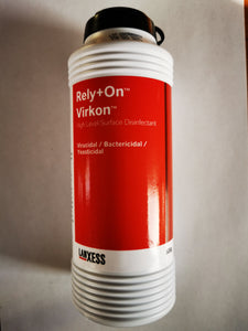 Virkon Rely-On Disinfectant 500g (LanXess)