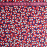 Peppermint Print Fabric