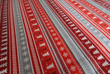 Nordic Stripe Print Fabric