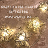 Craft House Magic Gift 'Card'