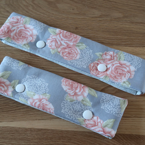 Rose print DPN case / cosy