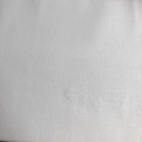White Solid Fabric