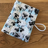 Sheep print Circular Needle case