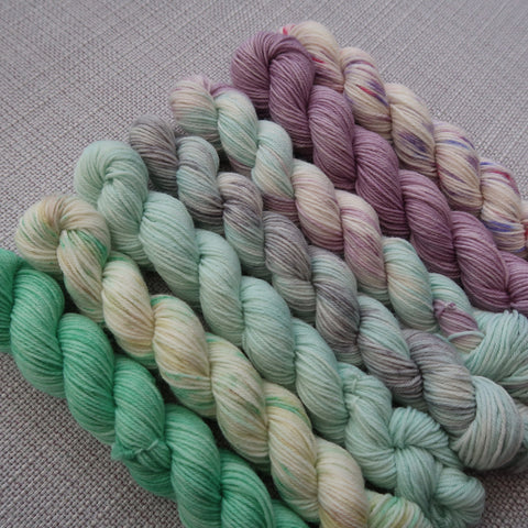 Lockdown Mini skein set