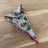 Holly print Scissor Case