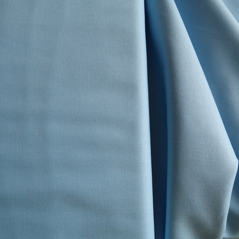 Sky Blue Solid Fabric