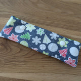Christmas Biscuits print DPN case / cosy