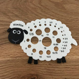 HiyaHiya needle Gauge Sheep