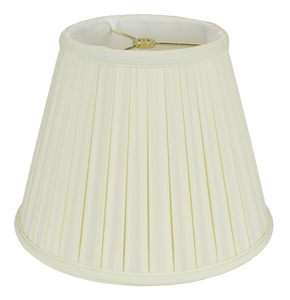 Shantung Empire Box Pleat