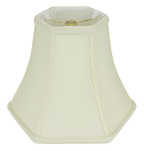 Shantung Hexagon Bell w/ Piping