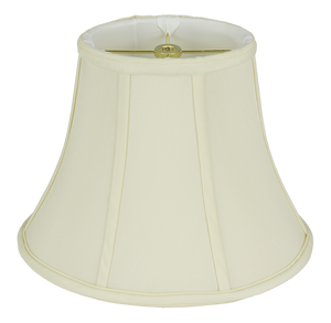 Shantung Oval Bell w/ Piping