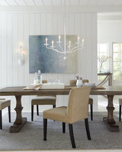 "Load image into Gallery viewer, Plaster White Annie 6 Light 33"" Wide Chandelier"