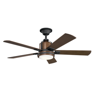 "52"" Colerne LED ceiling fan (2 color options)"