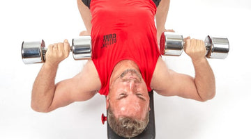 Declined Dumbbell Bench-Press
