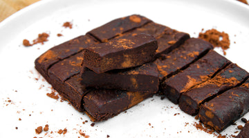 How To Make Your Own Sugar Free & Dairy Free Chocolate Bar Recipe