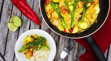 Turmeric and Coconut Fish Curry Recipe
