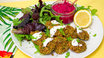 Delicious No Soaking Falafel Recipe / Paleo & Primal